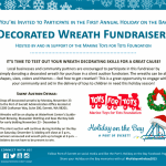 Holiday on the Bay_Toys for Tots Decorated Wreath Fundraiser Flier(1)
