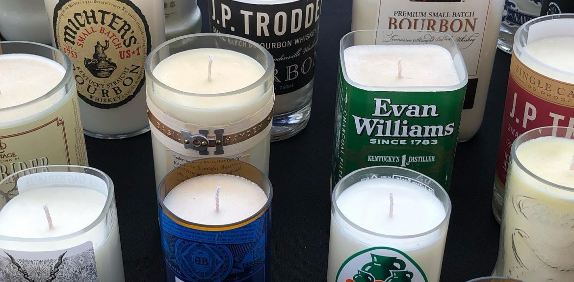 Spirited Ambiance Soy Candles